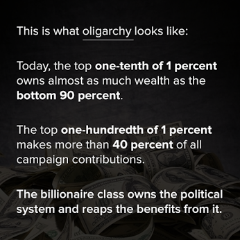 This is what oligarchy looks like