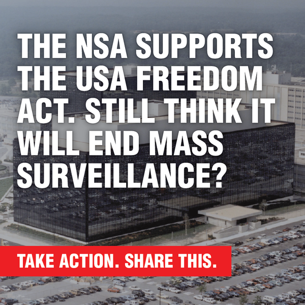 Sunset the Patriot Act