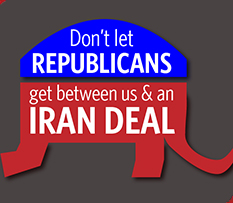 Don't Let the GOP get Between Us and an Iran Deal